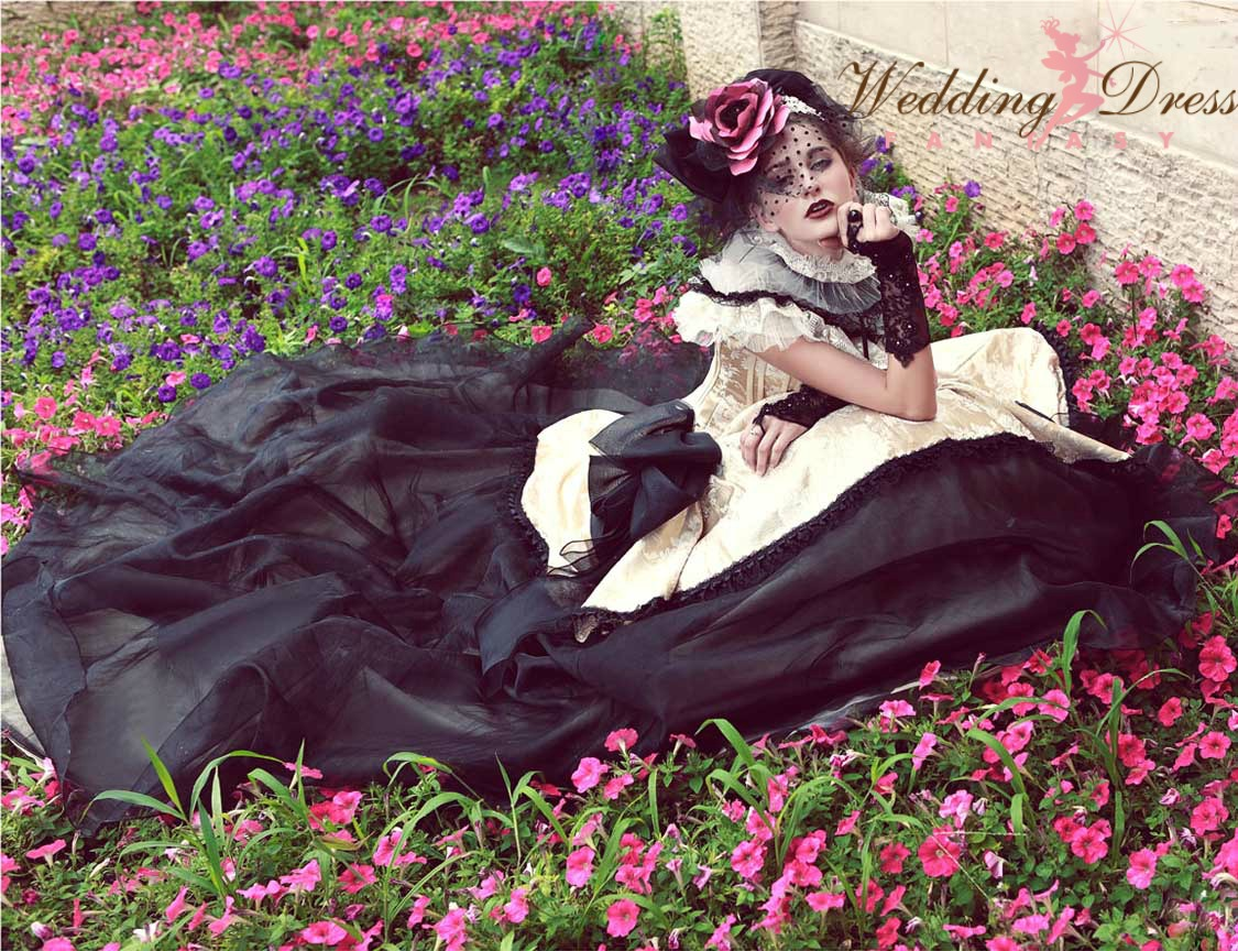 GothicWeddingDresses
